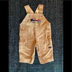 4 for $20 Vintage styled train overalls 6-…